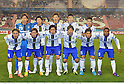 Gamba Osaka team group line-up,.MAY 2, 2012 - Football / Soccer :.Gamba Osaka team group shot (Top row - L to R) Atsushi Kimura, Takuya Takei, Sota Nakazawa, Akihiro Sato, Yasuyuki Konno, (Bottom row - L to R) Shu Kurata, Hiroki Fujiharu, Yasuhito Endo, Tomokazu Myojin, Akira Kaji and Rafinha before the AFC Champions League Group E match between Pohang Steelers 2-0 Gamba Osaka at Pohang Steel Yard in Pohang, South Korea. (Photo by Takamoto Tokuhara/AFLO)