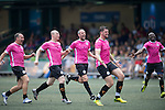 KCC Veterans vs Yau Yee League Masters during the Masters tournament of the HKFC Citi Soccer Sevens on 22 May 2016 in the Hong Kong Footbal Club, Hong Kong, China. Photo by Lim Weixiang / Power Sport Images