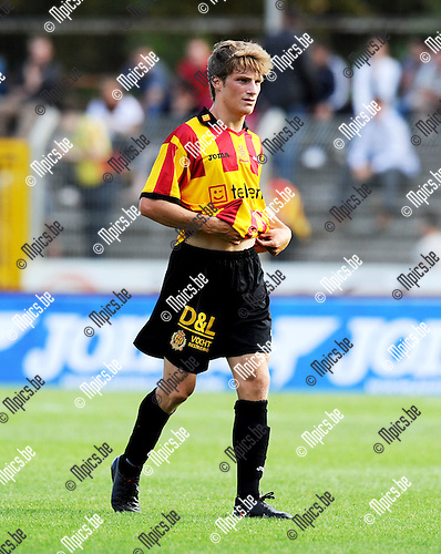 2011-07-10 / Voetbal / seizoen 2011-2012 / KV Mechelen / Jonas Laureys..Foto: mpics