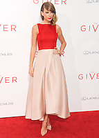 "New York Premiere Of The Weinstein Company's ""The Giver"""