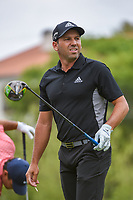 Sergio Garcia (ESP) watches his tee shot on 3 during day 3 of the WGC Dell Match Play, at the Austin Country Club, Austin, Texas, USA. 3/29/2019.<br /> Picture: Golffile | Ken Murray<br /> <br /> <br /> All photo usage must carry mandatory copyright credit (© Golffile | Ken Murray)