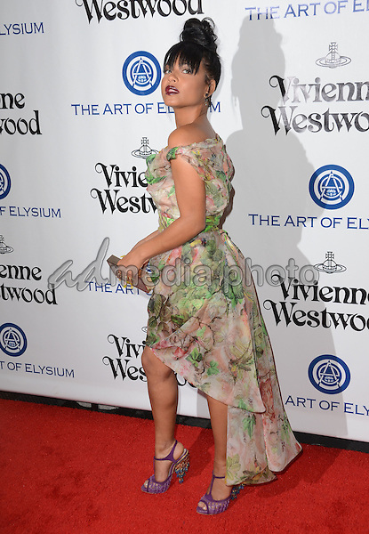 09 January  - Los Angeles, Ca - Christina Milian. Arrivals for The Art of Elysium's Presents Vivienne Westwood & Andreas Kronthaler's 2016 HEAVEN Gala held at 3Labs. Photo Credit: Birdie Thompson/AdMedia