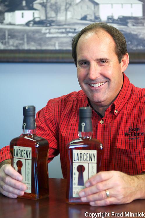 Craig Beam is a master distiller for Heaven Hill Distilleries.