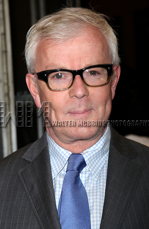 John Barrett.arriving for the Opening Night Performance of the Roundabout Theatre Company's Production of  MRS. WARREN's PROFESSION at the American Airlines Theatre  in New York City.  October 3, 2010.© Walter McBride / ..