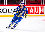 Stockholm 2014-05-03 Ishockey Oddset Hockey Games  Sverige - Finland :  <br /> Sveriges Magnus Nygren <br /> (Foto: Kenta J&ouml;nsson) Nyckelord:  Oddset Hockey Games Sverige Swe Tre Kronor Finland Fin Globen Ericsson Globe Arena portr&auml;tt portrait