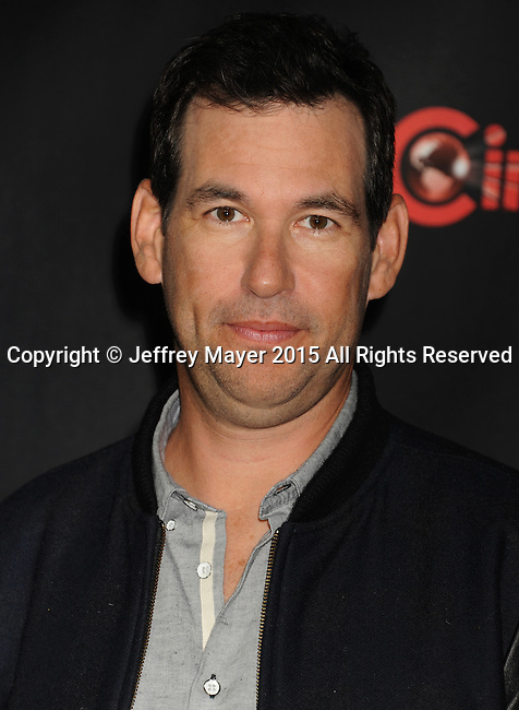 LAS VEGAS, CA - APRIL 21: Creator/executive producer Doug Ellin arrives at Warner Bros. Pictures Invites You to ?The Big Picture at The Colosseum at Caesars Palace during CinemaCon, the official convention of the National Association of Theatre Owners, on April 21, 2015 in Las Vegas, Nevada.