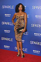 HOLLYWOOD, CA - AUGUST 16: Garcelle Beauvais at the 'Sparkle' film premiere at Grauman's Chinese Theatre on August 16, 2012 in Hollywood, California. &copy;&nbsp;mpi26/MediaPunch Inc. /NortePhoto.com<br />
