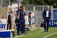 Bristol Rovers manager Darrell Clarke during the Sky Bet League 1 match between Bristol Rovers and Fleetwood Town at the Memorial Stadium, Bristol, England on 26 August 2017. Photo by Mark  Hawkins.