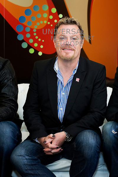 Eddie Izzard at the Pleasance Theatre for the Edinburgh Fringe Festival, Edinburgh, Scotland, 6th August, 2012.Picture:Scott Taylor Universal News And Sport (Europe) .All pictures must be credited to www.universalnewsandsport.com. (Office)0844 884 51 22.