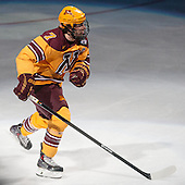 Kyle Rau (MN - 7) - The Union College Dutchmen defeated the University of Minnesota Golden Gophers 7-4 to win the 2014 NCAA D1 men's national championship on Saturday, April 12, 2014, at the Wells Fargo Center in Philadelphia, Pennsylvania.