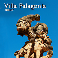 Villa Palagonia | Sicily Pictures Photos Images & Fotos