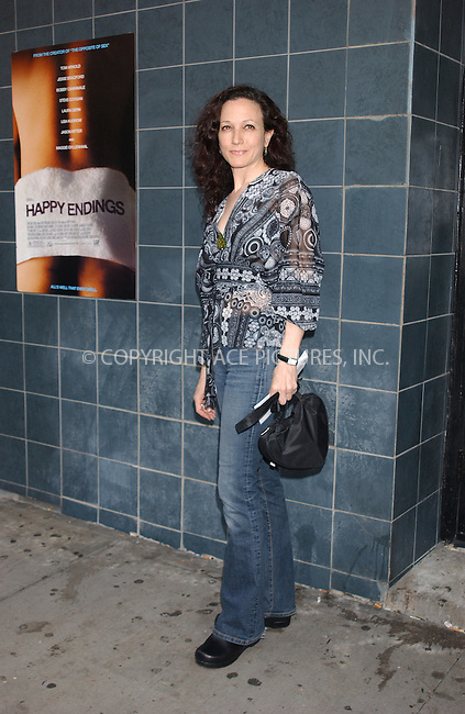 WWW.ACEPIXS.COM . . . . . ....NEW YORK, JULY 12, 2005....Bebe Neuwirth at the premiere of 'Happy Endings' held at the Chelsea Clearview Theatre.....Please byline: KRISTIN CALLAHAN - ACE PICTURES.. . . . . . ..Ace Pictures, Inc:  ..Craig Ashby (212) 243-8787..e-mail: picturedesk@acepixs.com..web: http://www.acepixs.com