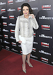 Joan Collins attends The World Premiere of THE KENNEDYS at The Academy of Motion Pictures Arts And Sciences, Samuel Goldwyn Theater in Beverly Hills, California on March 28,2011                                                                               © 2010 DVS / Hollywood Press Agency