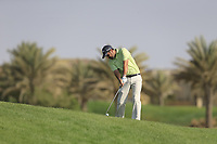 Thomas Aiken (RSA) on the 6th during the 1st round of  the Saudi International powered by Softbank Investment Advisers, Royal Greens G&CC, King Abdullah Economic City,  Saudi Arabia. 30/01/2020<br /> Picture: Golffile | Fran Caffrey<br /> <br /> <br /> All photo usage must carry mandatory copyright credit (© Golffile | Fran Caffrey)