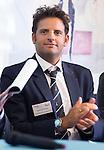 ZANDVOORT - GOLF -David Gomez Aguera. DTRF (Dutch Turfgrass Research Foundation)  congres. COPYRIGHT KOEN SUYK