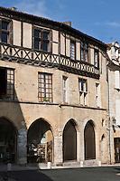 Europe/France/Aquitaine/24/Dordogne/Bergerac: demeure du vieux Bergerac: la Maison des Consuls