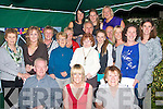 5568-5572.---------.29 plus 1.---------.Lee Ann Ryan(seated center)from Kevin Barry Villas celebrated her 30th birthday last Saturday night with a cool garden party with her parents Liam&Kit and many Family&friends.