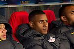 Nederland, Eindhoven, 25 oktober  2012.Europa League.Seizoen 2012-2013.PSV-AIK .Luciano Narsingh van PSV op de bank