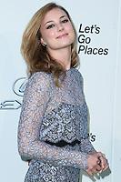 BURBANK, CA, USA - OCTOBER 18: Emily VanCamp arrives at the 2014 Environmental Media Awards held at Warner Bros. Studios on October 18, 2014 in Burbank, California, United States. (Photo by Xavier Collin/Celebrity Monitor)