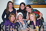 Staff of Dietician Department of Kerry General hospital enjoying their Christmas  party at Bella Bia, Tralee on Saturday Night..Front from Left: Noreen O'Connell, Peppy Daly, Lynn Swan.Back From Left: Irene Fitzpatrick, Melissa Costello, Louise Harte.   Copyright Kerry's Eye 2008