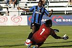 DB BRUNICO (BZ) 17/07/2007 - AMICHEVOLE / INTER-NAZIONALE OLIMPICA CINESE / BALOTELLI / FOTO SPORT IMAGE..Training..Training - Internazionale..1st January, 1970..--------------------..Sportimage +44 7980659747..admin@sportimage.co.uk..http://www.sportimage.co.uk/