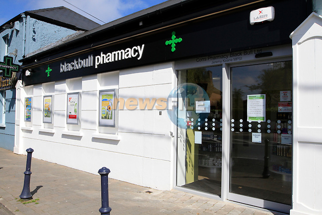 Black Bull Pharmacy..Picture: Fran Caffrey / www.newsfile.ie