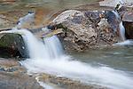 Tumbling Water and Rock