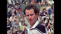 John McEnroe: In the Realm of Perfection (2018)<br /> (L'empire de la perfection)<br /> John McEnroe<br /> *Filmstill - Editorial Use Only*<br /> CAP/MFS<br /> Image supplied by Capital Pictures