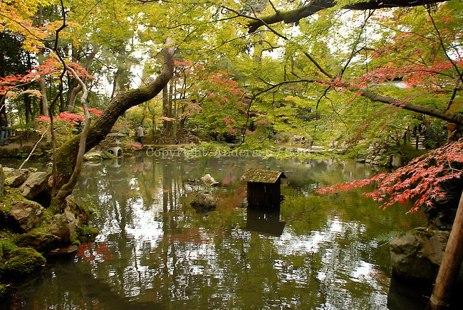 Saisho-in gardens near Nanzen-Ji