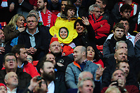 Pictured: Wales fans in action during the Guinness six nations match between Wales and England at the Principality Stadium, Cardiff, Wales, UK.<br /> Saturday 23 February 2019