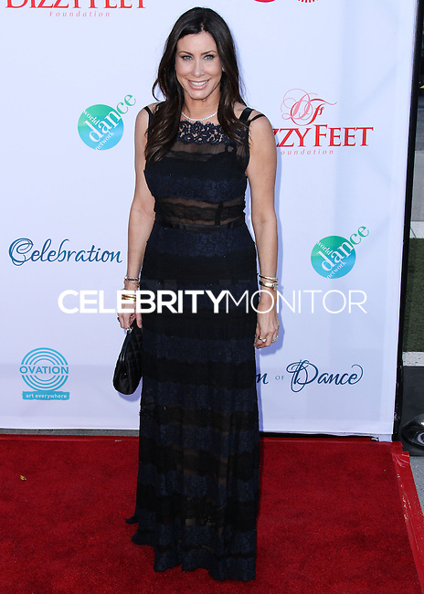 LOS ANGELES, CA, USA - JULY 19: Sydney Holland at the 4th Annual Celebration Of Dance Gala Presented By The Dizzy Feet Foundation held at the Dorothy Chandler Pavilion at The Music Center on July 19, 2014 in Los Angeles, California, United States. (Photo by Xavier Collin/Celebrity Monitor)