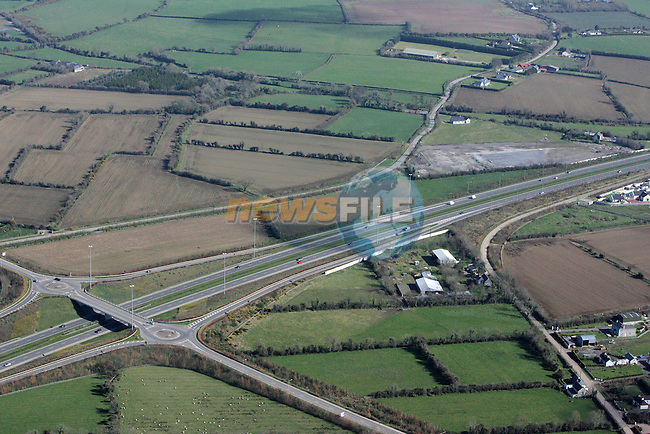 M1 Naul Interchange.Photo NEWSFILE/FRAN CAFFREY..(Photo credit should read FRAN CAFFREY/NEWSFILE)...This Picture has been sent you under the condtions enclosed by:.Newsfile Ltd..the Studio,.Millmount Abbey,.Drogheda,.Co Meath..Ireland..Tel: +353(0)41-9871240.Fax: +353(0)41-9871260.GSM: +353(0)86-2500958.email: pictures@newsfile.ie.www.newsfile.ie.FTP: 193.120.102.198..This picture is from Fran Caffrey@newsfile.ie