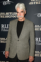"HOLLYWOOD, CA - FEBRUARY 4: Sam Elliott, at RLJE Films' ""The Man Who Killed Hitler And Then Bigfoot"" Premiere at the ArcLight Hollywood in Hollywood, California on February 4, 2019. <br /> CAP/MPIFS<br /> ©MPIFS/Capital Pictures"