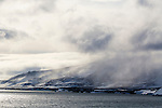 Views of Arctic Svalbard from aboard the Naitonal Geographic Explorer, Norway