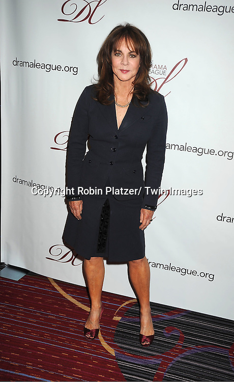 Stockard Channing attends the 78th Annual  Drama League Awards Luncheon at The Marriott Marquis Hotel in New YOrk City on May 18, 2012.