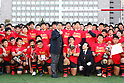 Rugby: All-Japan University Rugby Championship - Teikyo University 21-20 Meiji University