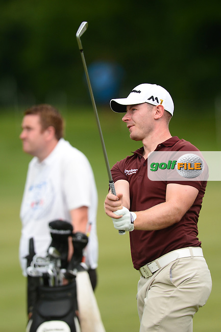 Scott Henry of Scotland during Round 3 of the Lyoness Open, Diamond Country Club, Atzenbrugg, Austria. 11/06/2016<br /> Picture: Richard Martin-Roberts / Golffile<br /> <br /> All photos usage must carry mandatory copyright credit (&copy; Golffile | Richard Martin- Roberts)
