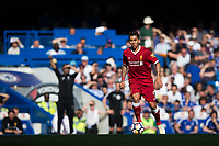 Liverpool's Roberto Firmino in action <br /> <br /> Photographer Craig Mercer/CameraSport<br /> <br /> The Premier League - Chelsea v Liverpool - Sunday 6th May 2018 - Stamford Bridge - London<br /> <br /> World Copyright &copy; 2018 CameraSport. All rights reserved. 43 Linden Ave. Countesthorpe. Leicester. England. LE8 5PG - Tel: +44 (0) 116 277 4147 - admin@camerasport.com - www.camerasport.com