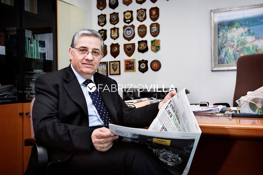 Giuseppe Pignatone, Procuratore della Repubblica di Roma