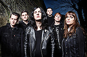 Jan 20, 2016: CREEPER - Photosession in London