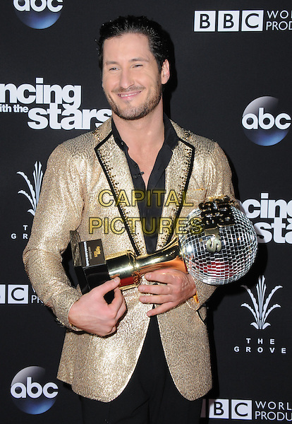 22 November 2016 - Los Angeles, California. Valentin Chmerkovskiy	. ABC's &quot;Dancing With The Stars&quot; Season 23 Finale held at The Grove. <br /> CAP/ADM/BT<br /> &copy;BT/ADM/Capital Pictures