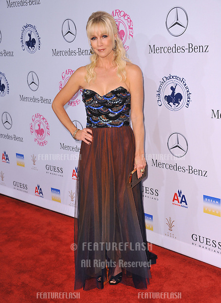 Jennie Garth at the 26th Carousel of Hope Gala at the Beverly Hilton Hotel..October 20, 2012  Beverly Hills, CA.Picture: Paul Smith / Featureflash