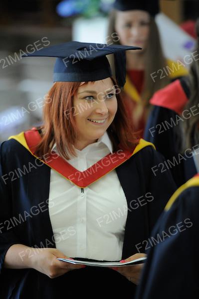 Liverpool Hope University PG Graduation 22.7.13