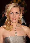 HOLLYWOOD, CA. - March 07: Kate Winslet arrives at the 82nd Annual Academy Awards held at the Kodak Theatre on March 7, 2010 in Hollywood, California.