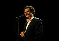 Daniel Prevost au Festival Juste Pour Rire<br /> , circa 1986 (date exacte inconnue)<br /> <br /> PHOTO : Agence Quebec Presse