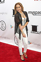 "Adrienne Bailon attending the premiere of ""Something From Nothing: The Art of Rap"" at Alice Tully Hall in New York, 12.06.2012...Credit: Rolf Mueller/face to face /MediaPunch Inc. ***FOR USA ONLY*** NORTEPHOTO.COM NORTEPHOTO.COM"