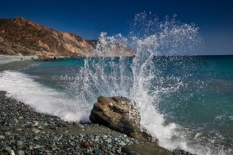 Salte Verde Beach, Catalina Island