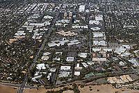 Palo Alto California Aerial Photography