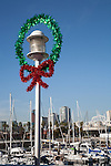 Christmas at Shoreline Village, Long Beach, CA