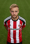 Harry Chapman of Sheffield Utd during the 2016/17 Photo call at Bramall Lane Stadium, Sheffield. Picture date: September 8th, 2016. Pic Simon Bellis/Sportimage